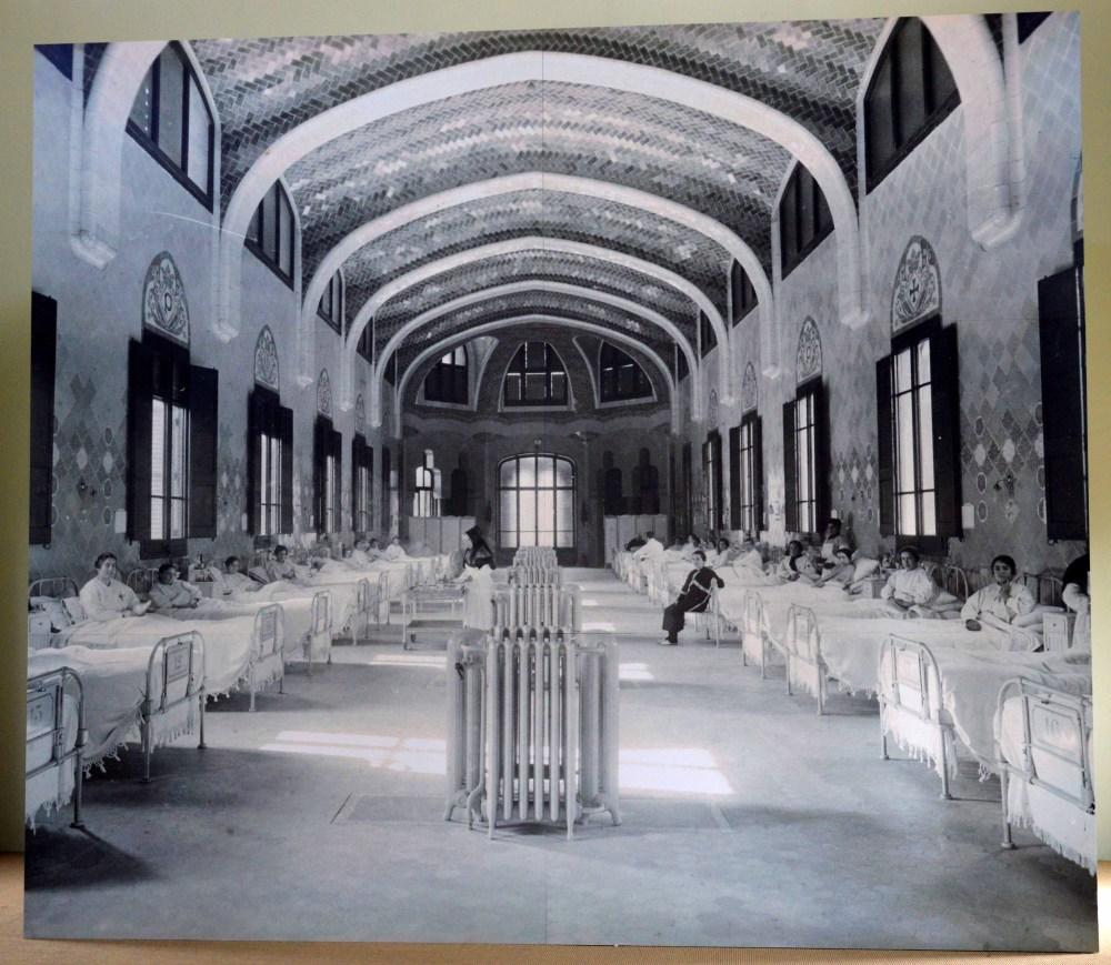 Hospital de la Santa Creu i Sant Pau: un recorrido por la evolución de una de las instituciones sanitarias más antiguas (3/5)