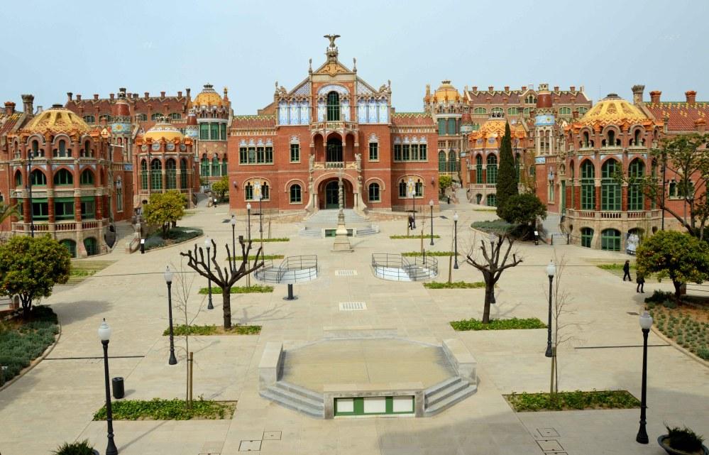 Hospital de la Santa Creu i Sant Pau: un recorrido por la evolución de una de las instituciones sanitarias más antiguas (1/5)