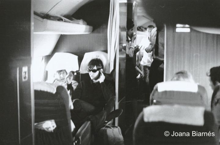 avió dels beatles JB