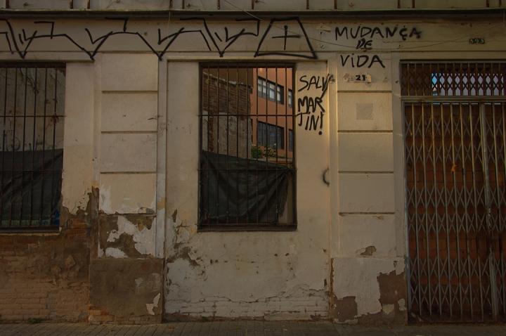 Las paredes hablan